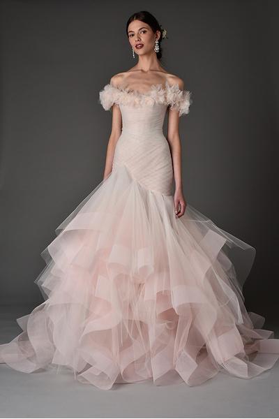 Лучшие коллекции Недели свадебной моды   галерея [1] фото [15]