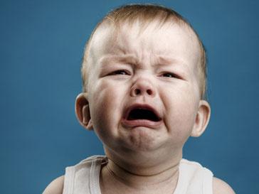 Самый мерзкий звук издают плачущие дети