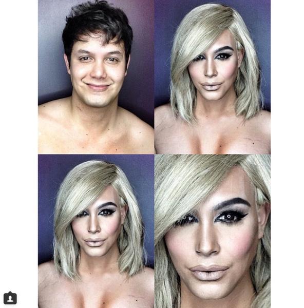 Филиппинский визажист перевоплотился в звезд с помощью макияжа   галерея [1] фото [2]
