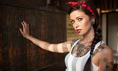 Роспись по телу: татуировки, которые нельзя делать девушкам