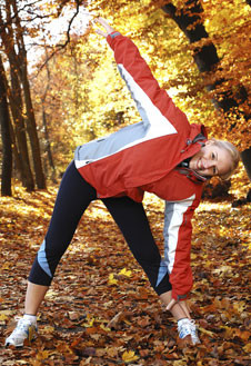 Хорошая физическая форма гарантирует не только красивую фигуру, но и здоровье!