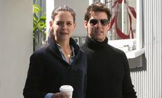 Кэти Холмс и Том Круз подписали мирное соглашение