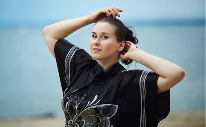 Модели плюс-сайз: Анна Кудинова