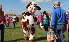 Фестиваль молока в Заокском. Фоторепортаж с праздника