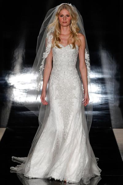 Лучшие коллекции Недели свадебной моды   галерея [8] фото [1]