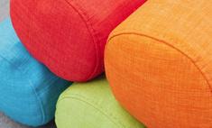 Ортопедическая подушка-валик против деформации позвоночника