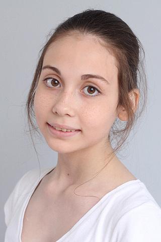 Виктория Кузьмина, «Топ модель по-детски-2016», фото