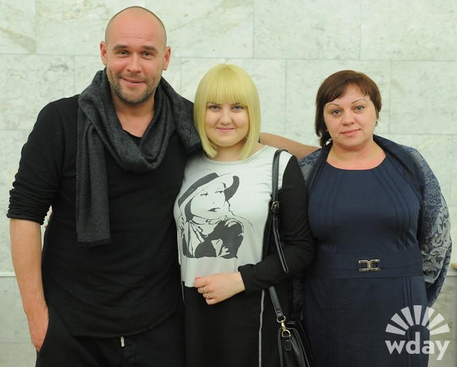 Максим Аверин и Юля Татьмянина