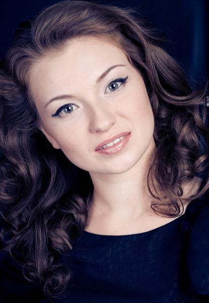 Юлия Перетокина - красноярская актриса