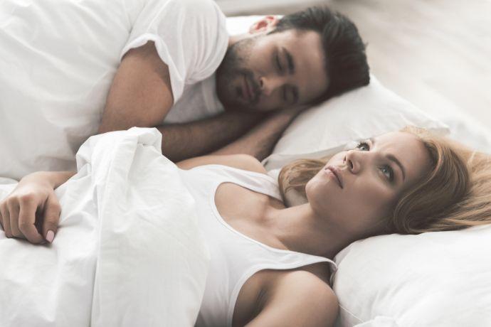Брак без сексуального влечения