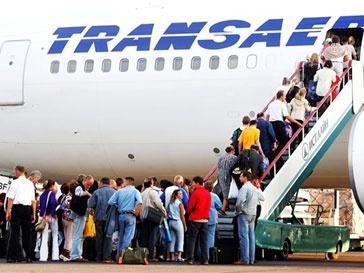 В рейтинге безопасных авиакомпаний оказались «Трансаэро» и «Аэрофлот»