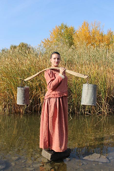 Национальный костюм: Ростовская область фото