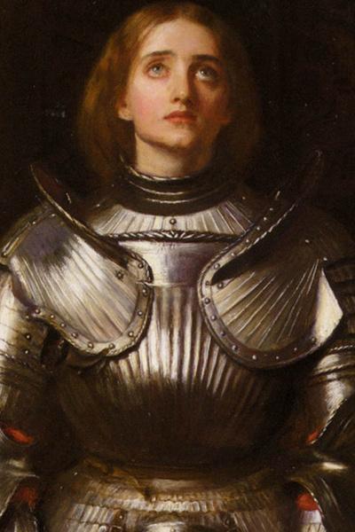 Жанна д'Арк
