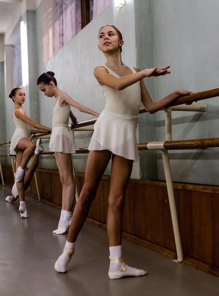 Смотреть секс популярных балерин россии