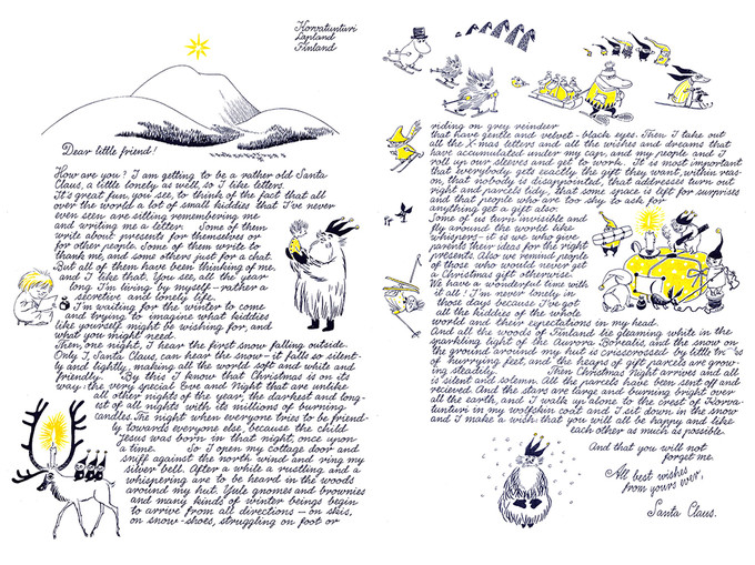 Письмо Санты