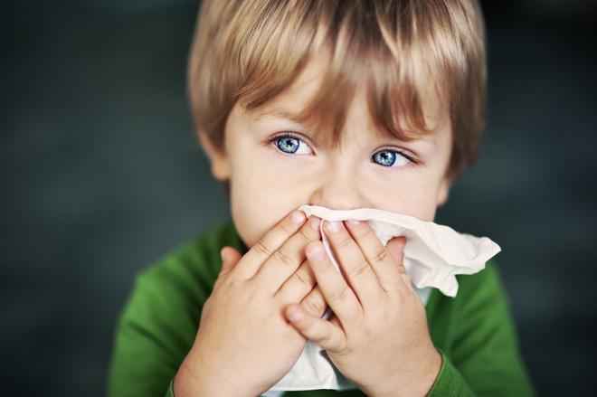 не проходит сухой кашель у ребенка