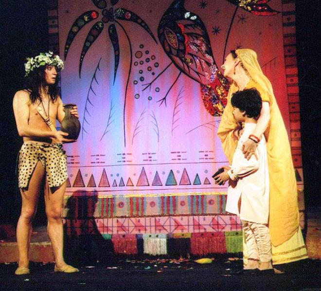 спектакль, театр, Маугли