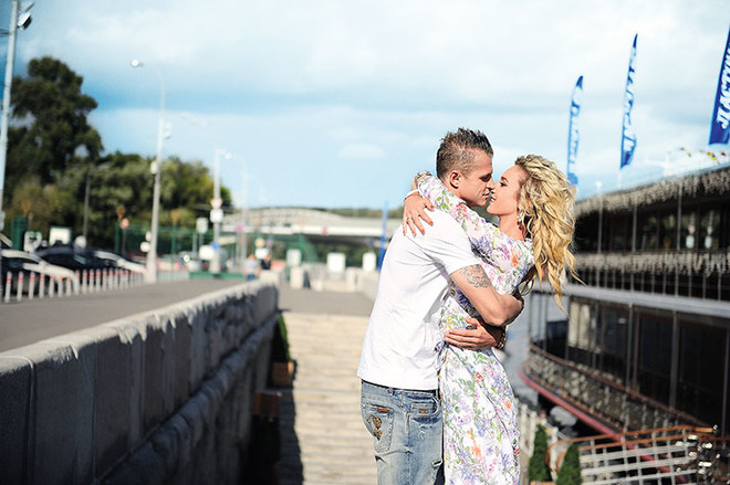 Ольга Бузова и Дмитрий Тарасов фото