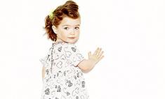 River Island создал модную линию для малышей