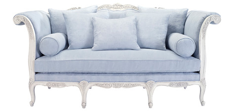 Диван Watch Hill Settee, Ralph Lauren Home, www.ralphlaurenhome.com, салоны Galerie 46, Park Avenue, Lege Alto, от 12 885 у.е.