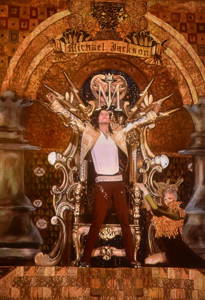 Майкла Джексона «оживили» на премии Billboard