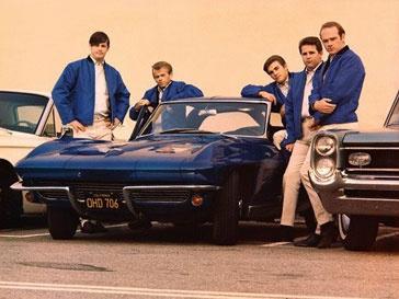Альбом группы The Beach Boys увидит свет спустя 45 лет