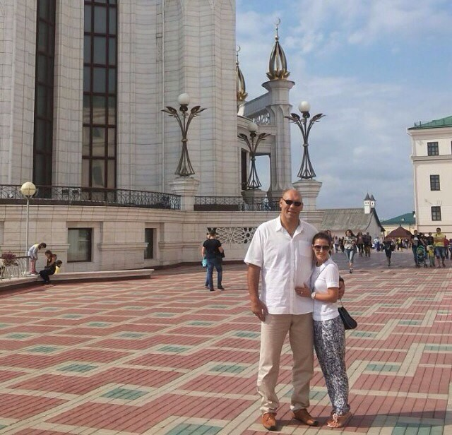 Николай Валуев в Казани, интервью