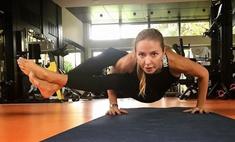 Перестаралась: Навка закричала от боли во время тренировки