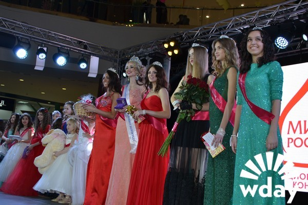 Волгоград, конкурс красоты в 2015 году, 8 марта 2015 год, ТРЦ Акварель