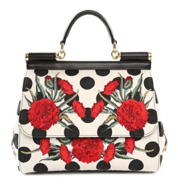 Dolce&Gabbana Модные сумки весна лето 2015