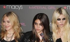 Мадонна ищет лицо для своей линии одежды