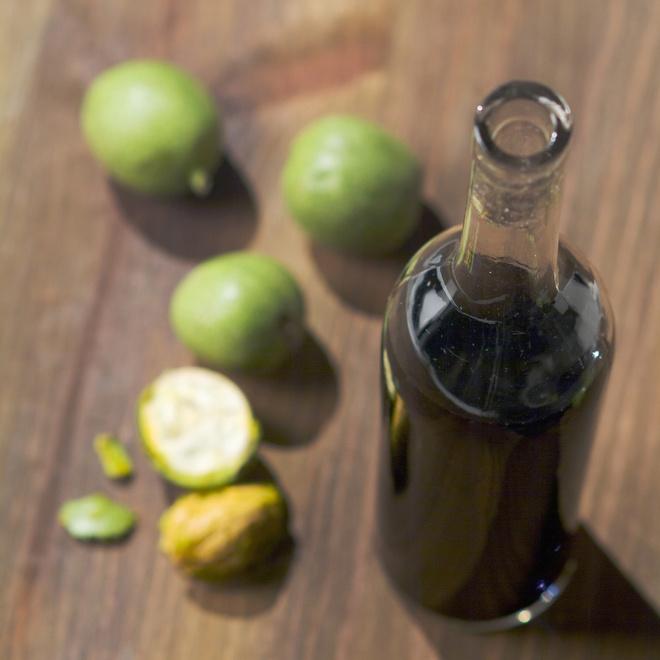 настойка из перегородок грецкого ореха рецепт