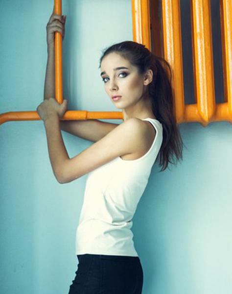 Марина Миронова, «Юная топ-модель Екатеринбурга-2016», фото