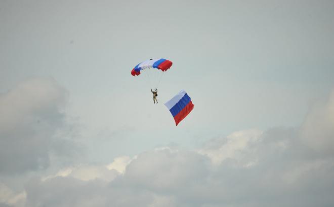 авиашоу в Новосибирске