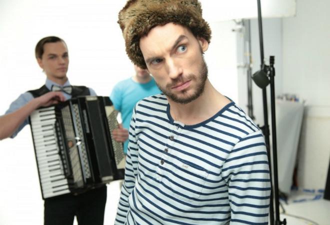 Василий Уриевский занял третье место в телешоу «Главная сцена»