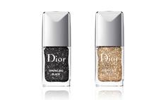 У Dior появилась сверкающая пудра для дизайна ногтей