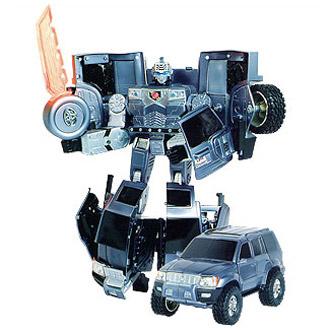Робот-трансформер TOYOTA LCR 1:18, 884 руб.