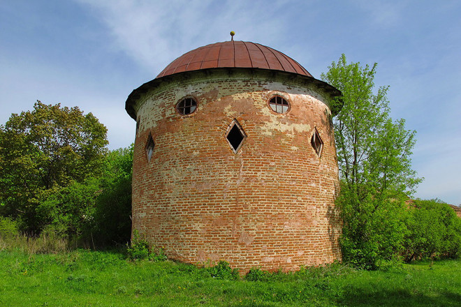 Орел. Сабуровская крепость