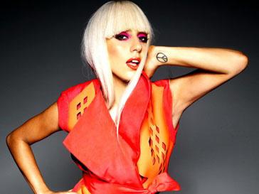Альбом Леди ГаГа (Lady GaGa) «Born This Way» на вершине британского чарта