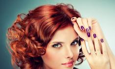 Вьющиеся волосы: уложить за 60 секунд!