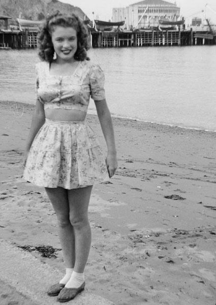 Мэрилин Монро, 1942 год