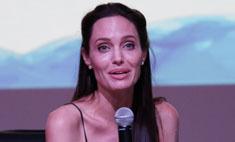 На грани: Анджелина Джоли стала похожа на скелет
