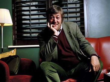 Стивен Фрай (Stephen Fry) сыграет серьезного человека