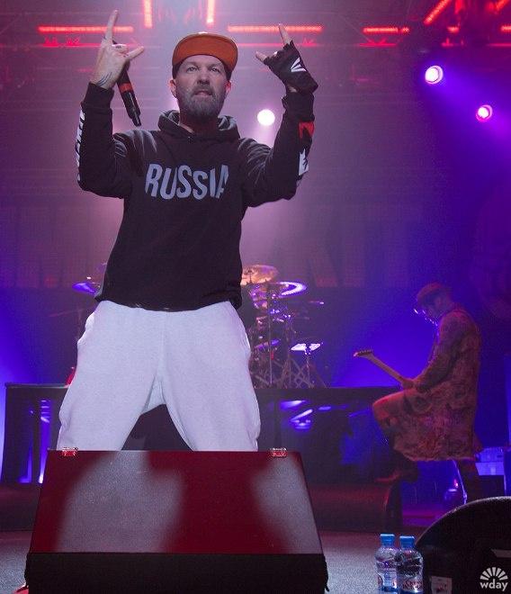 Limp Bizkit: концерт в Перми