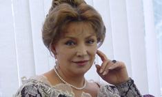 Остроумова в свой юбилей читала стихи Гафта