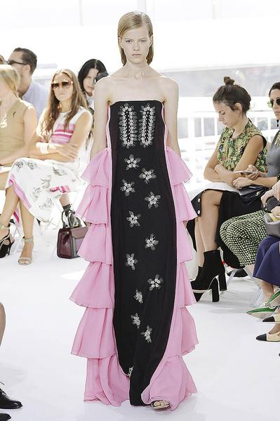 Неделя моды в Нью-Йорке: день девятый | галерея [1] фото [2]