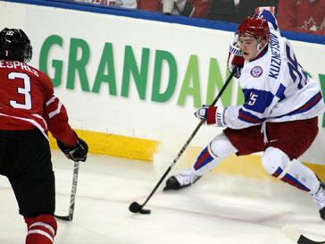 Российские хоккеисты стали чемпионами мира
