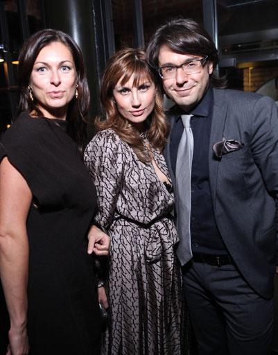 Эмма Салимова и Андрей Малахов