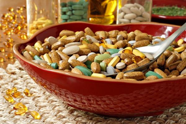 Дефицит витаминов в