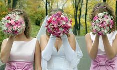 ТОП-5 самых модных свадебных букетов в Красноярске-2014 (советы эксперта)